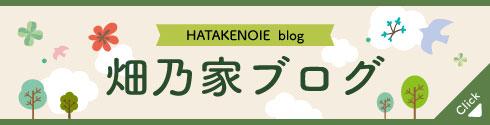 畑乃家ブログ
